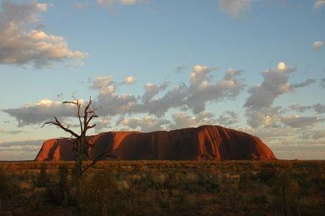 Australia Ayers Rock foto Vaccaro