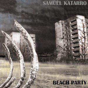 Samuel Katarro beach party