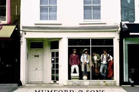 Mumford & Sons Sign no more
