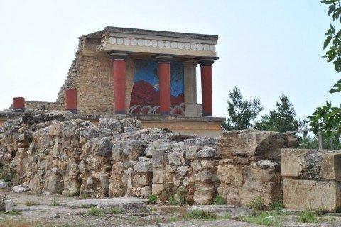 Grecia Creta Cnosso