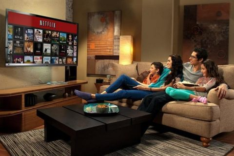 netflix tv internet
