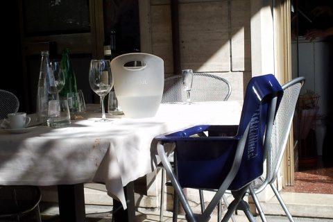 ristorante tavolo cucina