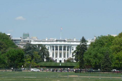 USA Washington Casa Bianca