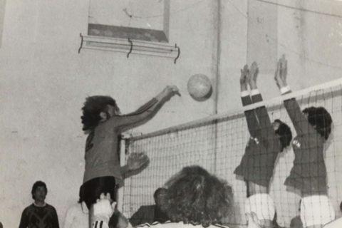 Volley d'epoca