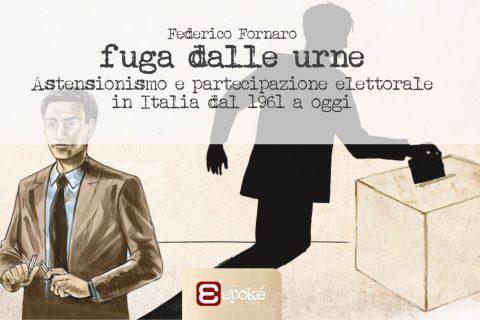 Fuga dalle urne Federico Fornaro