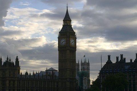 Gran Bretagna Londra Westminster
