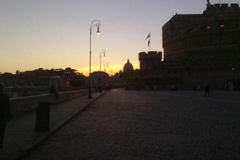 Roma San Pietro Castel Sant'Angelo