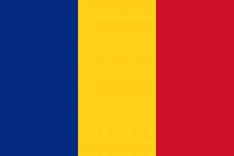 romania bandiera