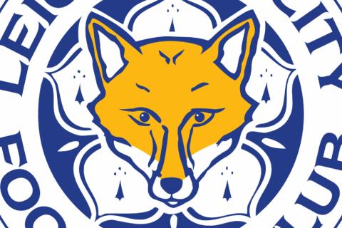 logo leicester city football club