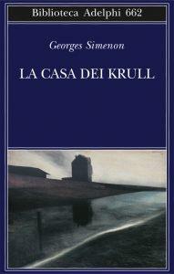 copertina del romanzo La casa dei Krull di Georges Simenon