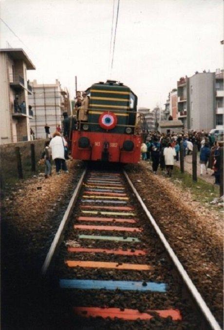L'ultimo treno 31gennaio 1988