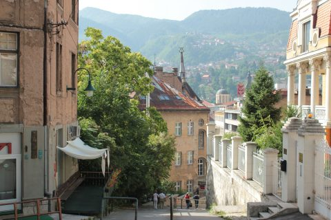 Sarajevo in periferia