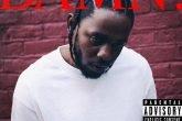 la copertina di Damn il disco di Kendrick Lamar