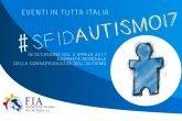 manifesto giornata mondiale della consapevolezza dell'autismo