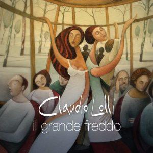 copertina dell'album Il grande freddo di Claudio Lolli