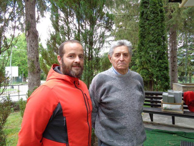 Mario e Antonio Ursitti.