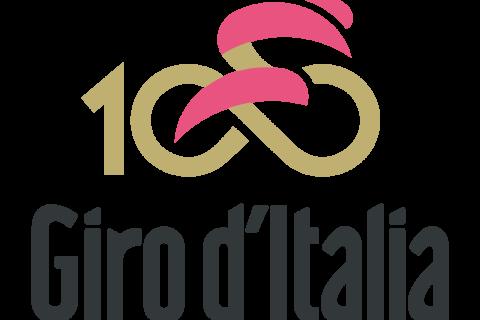 logo del centesimo Giro d'Italia