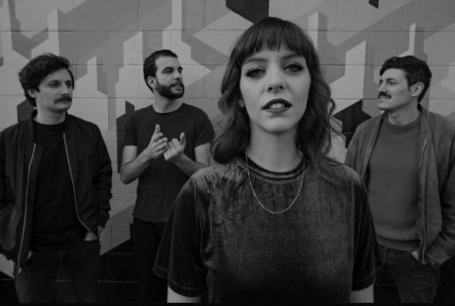 la band milanese di punk alternativo The Gluts