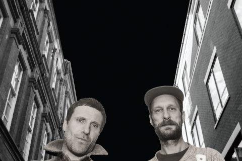 la copertina del disco Englis Tapas dei sleaford mods