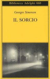 copertina del romanzo Il sorcio di George Simenon