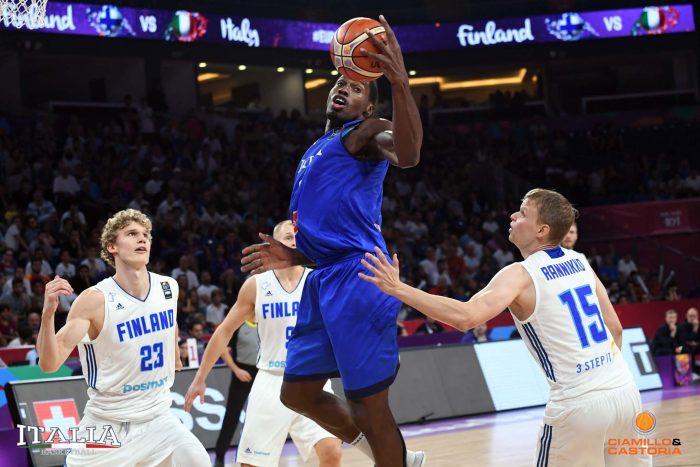 Europei di basket: Italia-Finlandia Biligha tra gli avversari sotto canestro