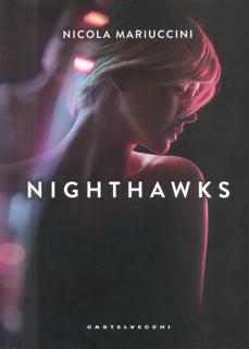 copertina del romanzo Nighthawks di Mariuccini