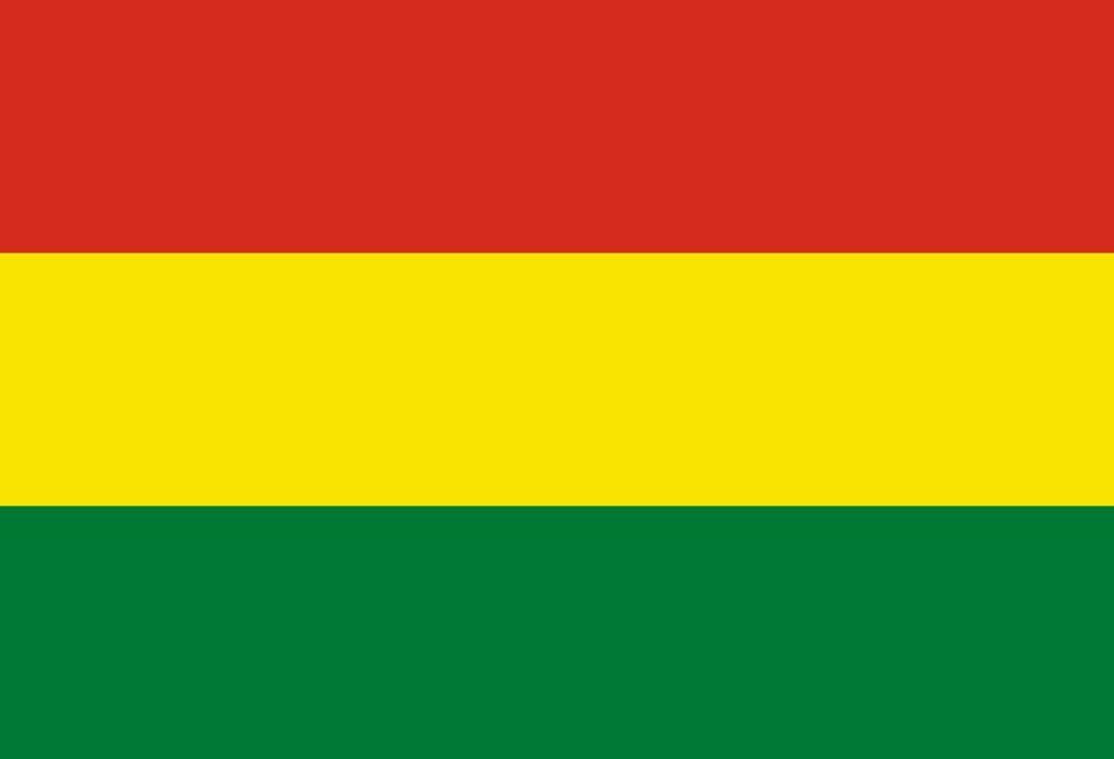 Bolivia bandiera