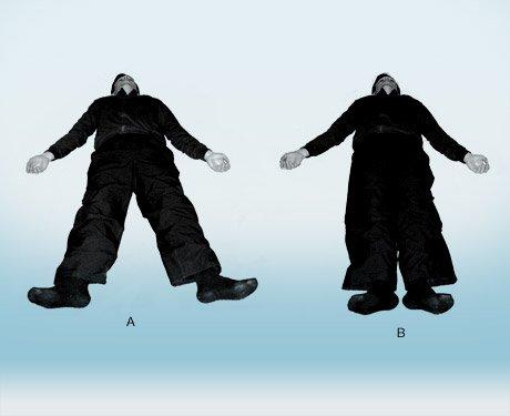 shavasana posizione del cadavere  mentinfuga