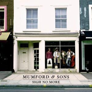 Mumford & Sons Sign no more