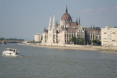Ungheria Budapest Palazzo del Parlamento