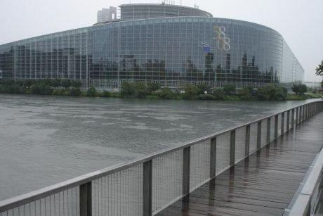 Strasburgo Parlamento d'Europa
