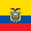 Ecuador bandiera
