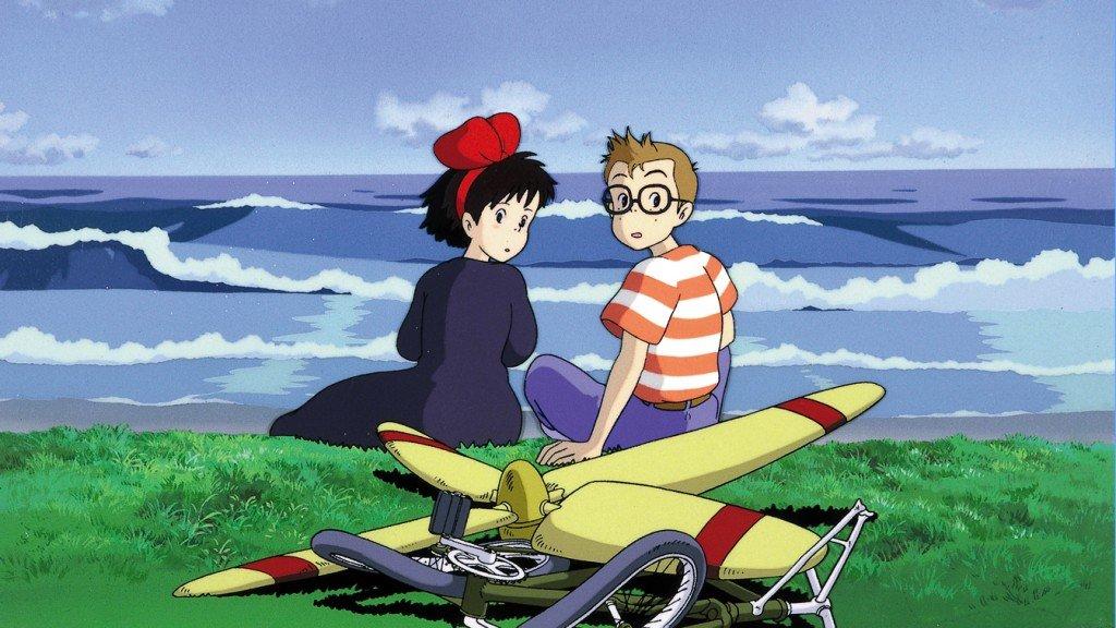 Kiki consegne a domicilio Hayao Miyazaki