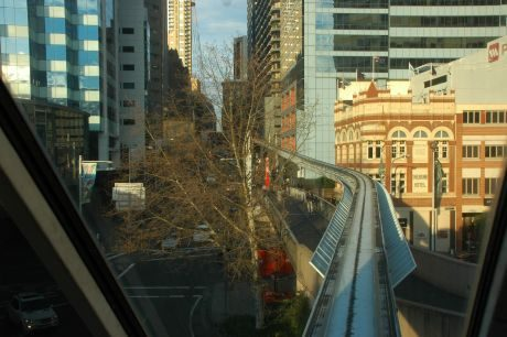 Australia Sydney monorotaia