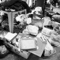 volontari della solidarietà alluvione Sassari Sardegna Valentina Abbate