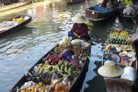 Thailandia mercato