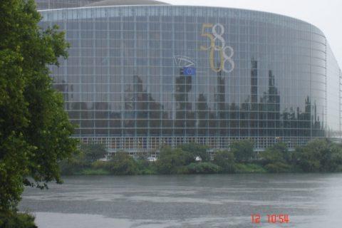 Strasburgo Parlamento europeo Europa