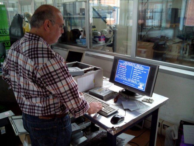 Rimaflow laboratorio computer