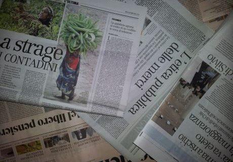 giornali notizie informazione