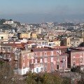 Napoli panorama da Materdei
