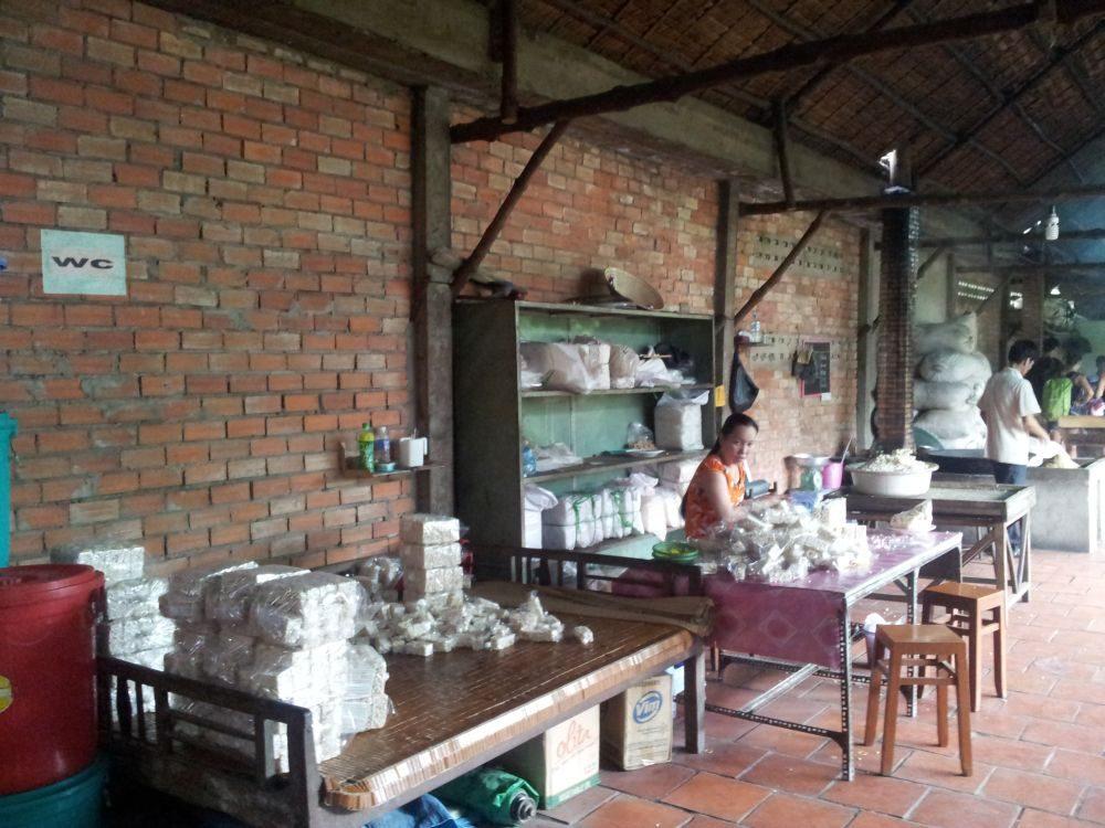Vietnam Delta Mekong Cài Bé