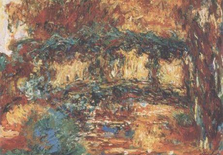 Claude Monet Ponte giapponese