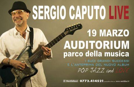 Sergio Caputo manifesto auditorium