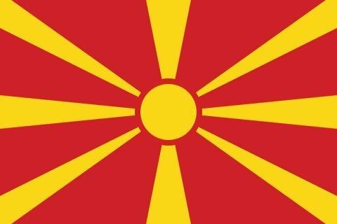 macedonia bandiera