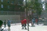 pallacanestro in strada
