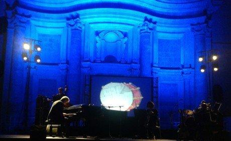 Montagnin jazz festival Piovani