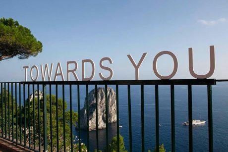 Bianco Valente Towards You Capri
