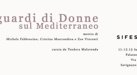 Sguardi di donne Mediterraneo