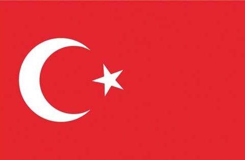 turchia bandiera