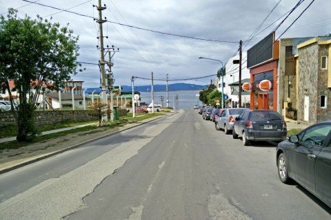 Argentina terra del fuoco Ushuaia